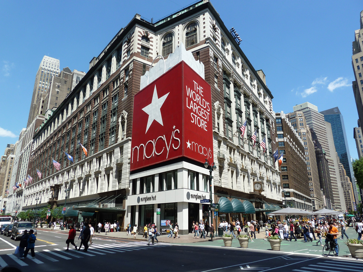 Retail Recovery Not at Department Stores | Market Mad House