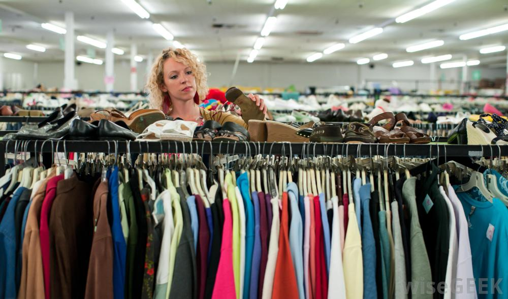 How To Find Clothing Items At A Thrift Store