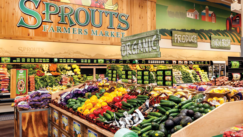 Sprouts Can This Supermarket Survive Market Mad House