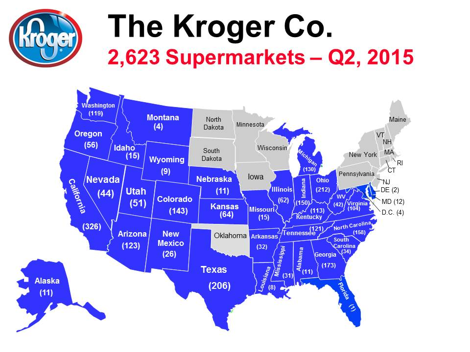 Could Kroger Become Americas Number One Grocer Market