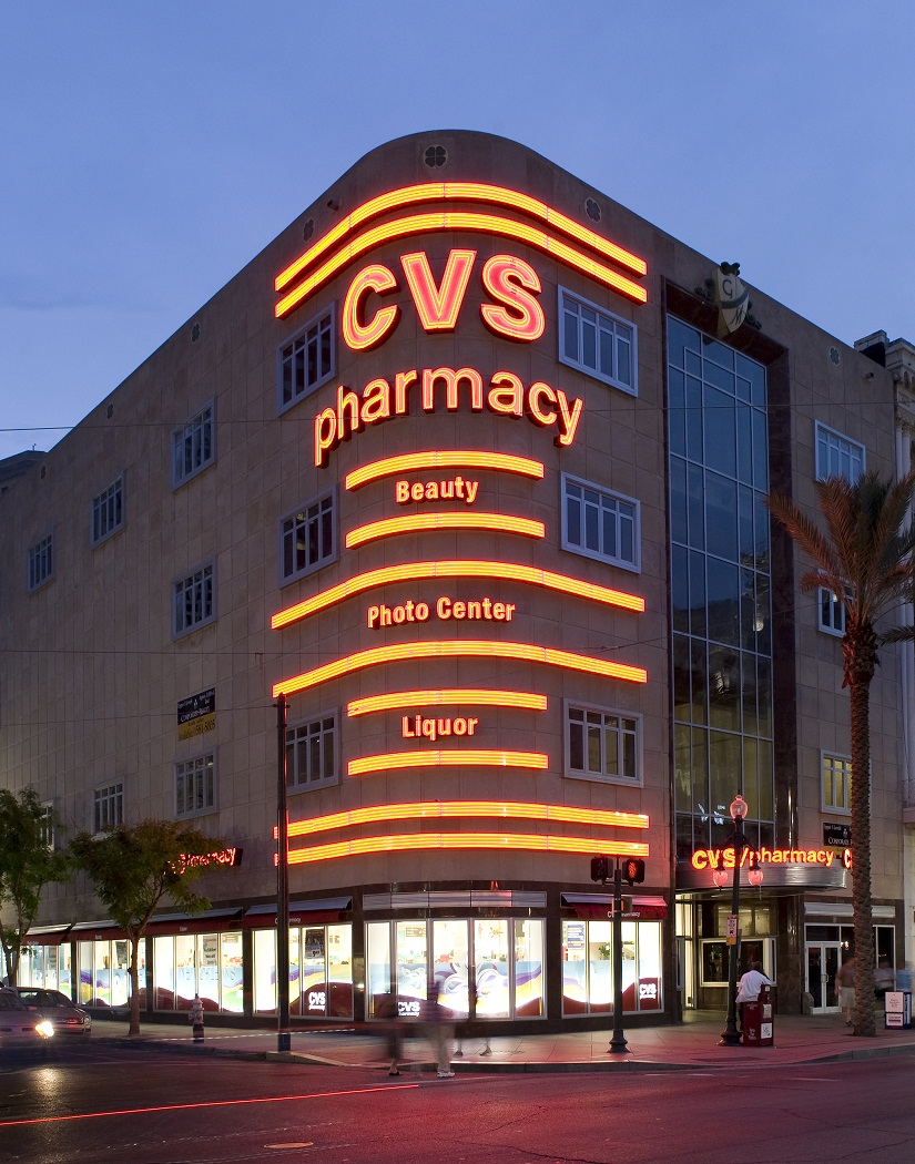 cvs health profits from the centralization of american