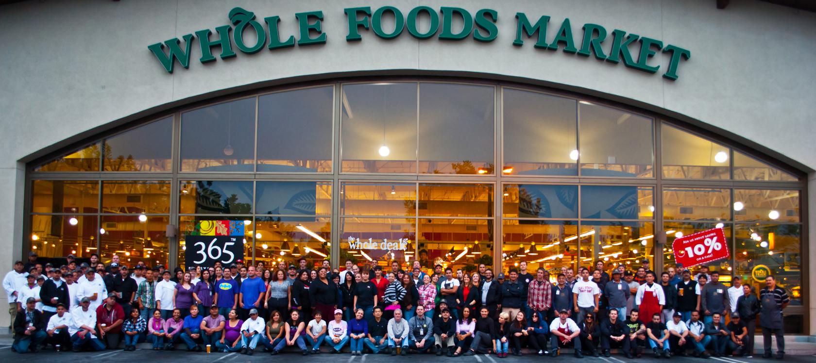Whole Foods Market Nyse